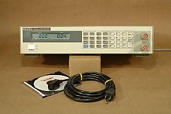 HP/AGILENT 6060A/20 ELEC. LOAD, OPT. 20